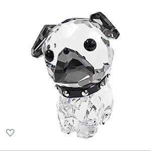 Swarovski Puppy Figurine Roxy the Pug